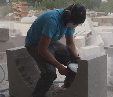 Atelier du tailleur de pierre
